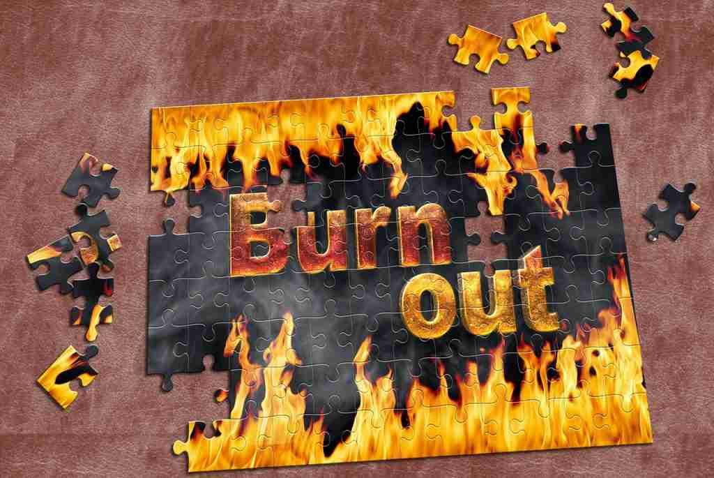燃え尽き(バーンアウト症候群)から簡単に脱出する方法